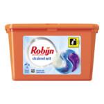 Robijn Wasmiddel 3-in-1 Capsules Stralend Wit
