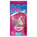 Whiskas Snack Sticks Zalm
