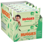 10x Huggies Billendoekjes Natural Care