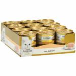 24x Gourmet Gold Mousse Kalkoen  85 gr