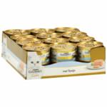 24x Gourmet Gold Mousse Tonijn  85 gr