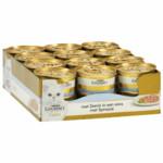 24x Gourmet Gold Luxe Mix Zeevis - Spinazie