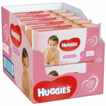 10x Huggies Billendoekjes Soft Skin