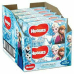 10x Huggies Billendoekjes Natural Care Disney