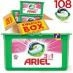 3x Ariel Wasmiddel 3-in-1 Pods Fresh Sensations Pink  36 stuks