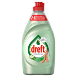 10x Dreft Clean & Care Afwasmiddel Aloe Vera & Cucumber  383 ml