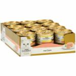 24x Gourmet Gold Mousse Zalm  85 gr