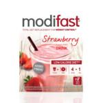 Modifast Intensive Milkshake Aardbei