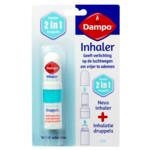 Dampo Inhaler 2 in 1