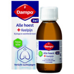 Dampo Alle Hoest +Keelpijn