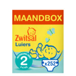 Zwitsal Luiers Mini Maat 2 Maandbox