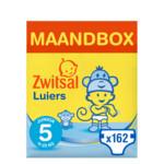 Zwitsal Luiers Junior Maat 5 Maandbox