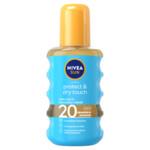 Nivea Sun Protect en Dry Touch Verfrissende Vernevelende Spray SPF20