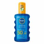 Nivea Sun Protect en Dry Touch Verfrissende Vernevelende Spray SPF50