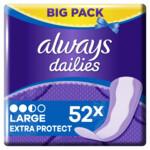 Always Inlegkruisjes Dailies Extra Protect Large