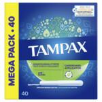 Tampax Tampons Super  40 stuks