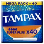 Tampax Tampons Super Plus  40 stuks