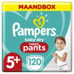 Pampers Baby Dry Luierbroekjes Maat 5+ (12-17 kg)