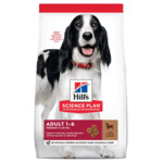 Hills Canine Adult Medium Lam en Rijst
