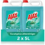 2x Ajax Allesreiniger Eucalyptus