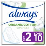 Always Maandverband Bio Cotton Protection Ultra Long met Vleugels