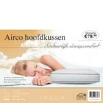 Hoofdkussen Airco 50 x 60 cm