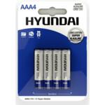 Hyundai Super Alkaline AAA-Batterijen