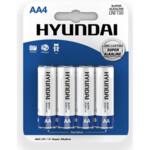 Hyundai Super Alkaline AA- batterijen