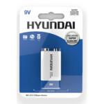 Hyundai Super Alkaline 9V Batterijen