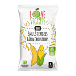 Love My Veggies Multipack Smulstengels Mais Banaan