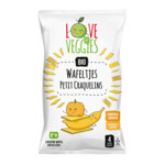 Love My Veggies Multipack Wafeltjes Pompoen Banaan