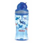 Nuby Flip-It beker uit Tritan 3+j Blauw