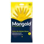 Marigold Huishandschoen Plus Geel
