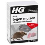 HG Lokpasta Tegen Muizen Navulbaar